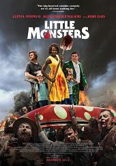 Маленькие чудовища / Little Monsters (2019 онлайн)